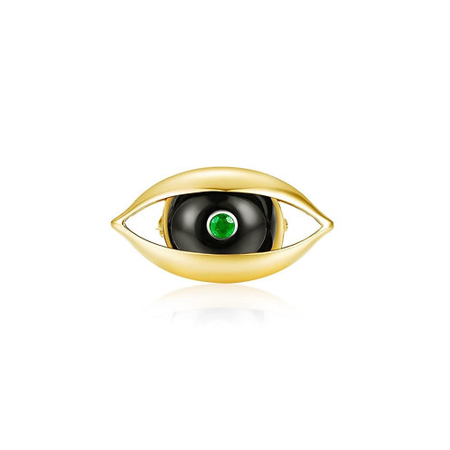 The Eye-Brooch