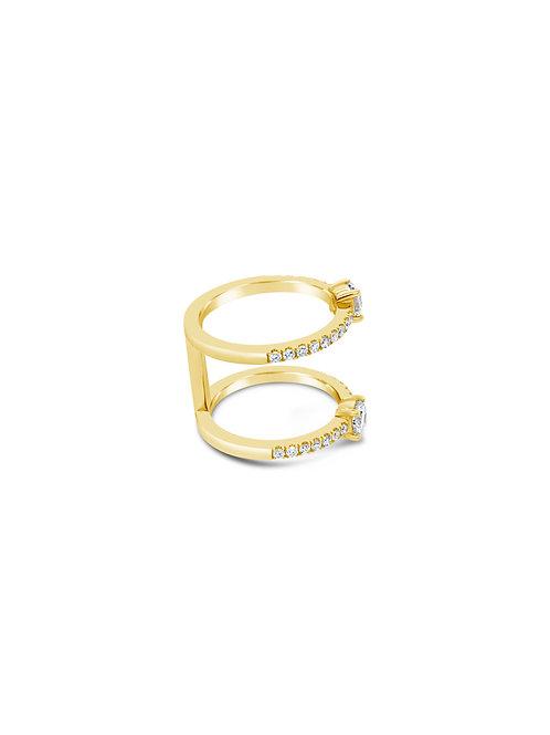 THE TOI & MOI DIAMOND RING