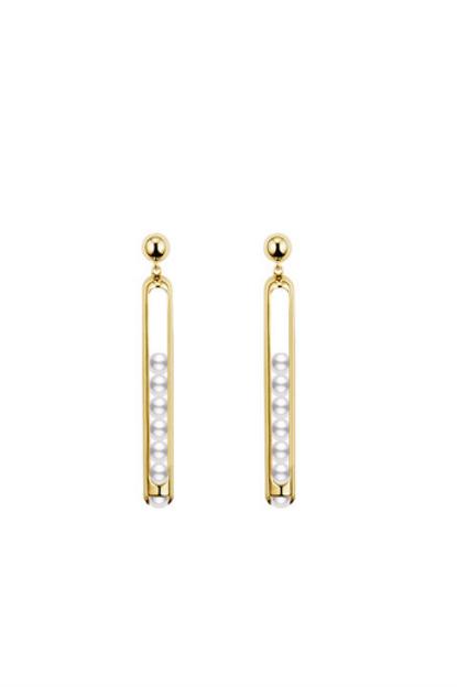 Melody Single Bar Earrings