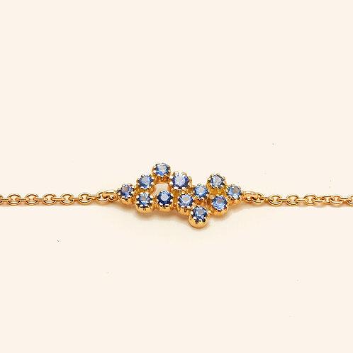 Magic Topkapi Sapphire Bracelet