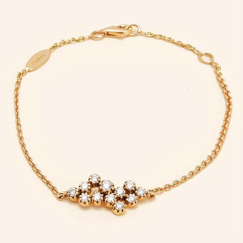 Magic-Topkapi Yellow Gold Bracelet