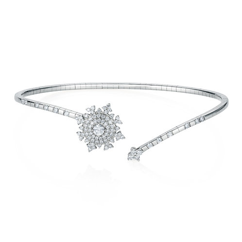 Petite Tsarina White Bracelet