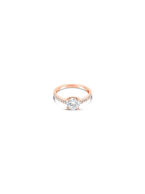 THE SOLIDAIRE DIAMOND RING