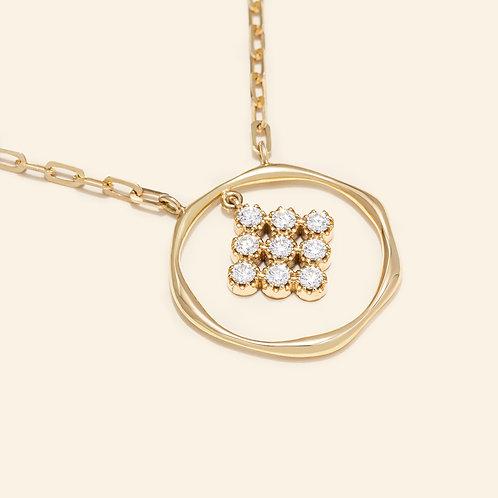Magic Topkapi 18K Gold & Diamonds Necklace