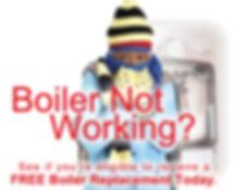 Government Boiler Grants ECO Scheme