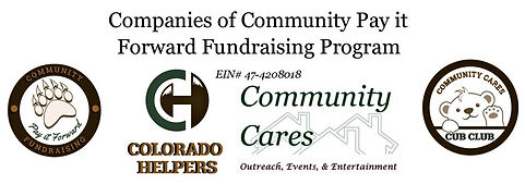 Community Pay it Forward Family Companie