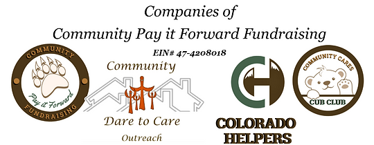 Community pay it Forward Companies 2021.