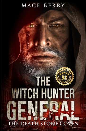 Mace Berry - THE WITCH HUNTER GENERAL wi