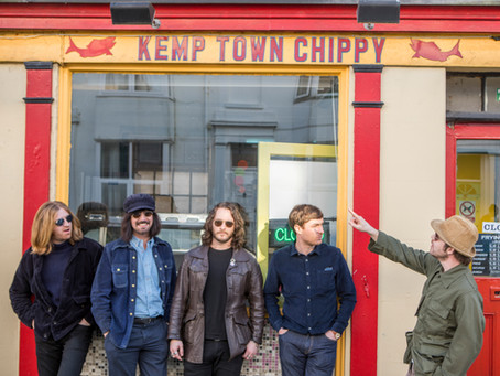 The Runout Grooves with John Earls: The Coral interview and previewing Rag 'N Bone Man