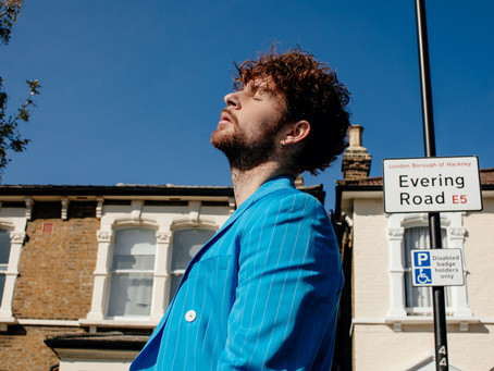 The Runout Grooves with John Earls: Tom Grennan interview and previewing The Anchoress