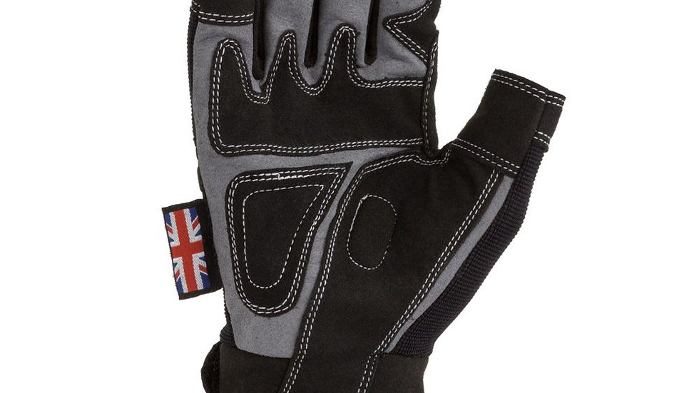 Comfort Fit™ Fingerless Rigger Glove