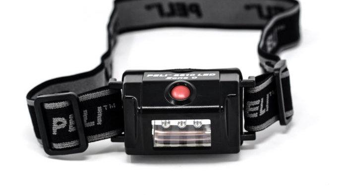 Peli 2610 HeadsUP LED Zone 0 Headtorch