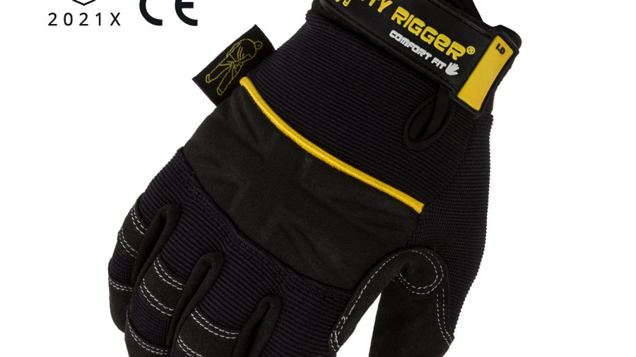 Comfort Fit™ Rigger Glove Full Fingered