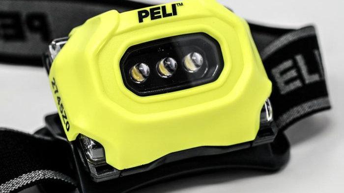 Peli 2745 HeadsUP Lite Zone 0 Headtorch