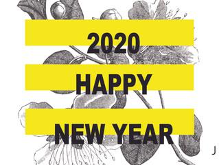 2020年あけましておめでとうございます!