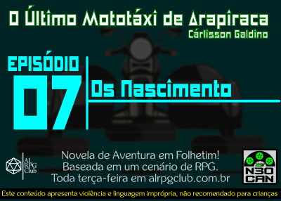O Último Mototáxi de Arapiraca (Os Nascimento)