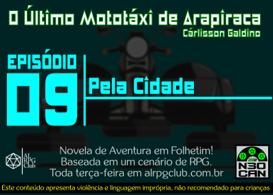 O Último Mototáxi de Arapiraca (Pela cidade)