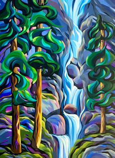Deep Forest Dawn