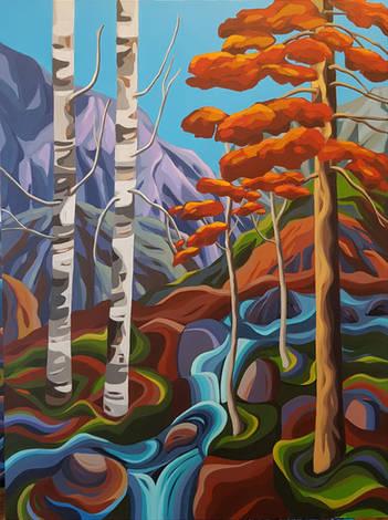 Cascadia Colours