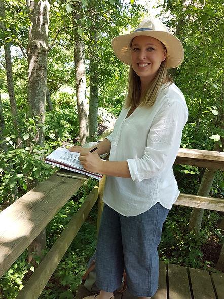 artist Jodie Blaney