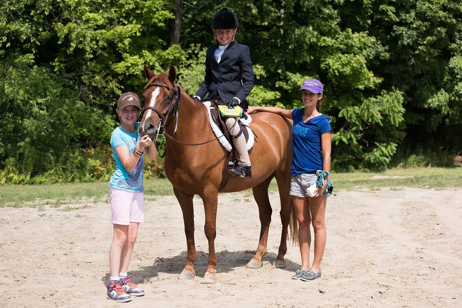 Belle Wood Equestrian Centre Pickering Ontario Sefsdg