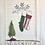 Thumbnail: Snowflake Metal Door Hanger