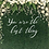Thumbnail: You are the best thing - Wedding & Party Decor - Hanging Sign