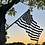 Thumbnail: American Flag Tree Stake