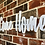 Thumbnail: Always Come Home Huge Unfinished Wood Word
