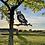 Thumbnail: Owl Metal Bird Art
