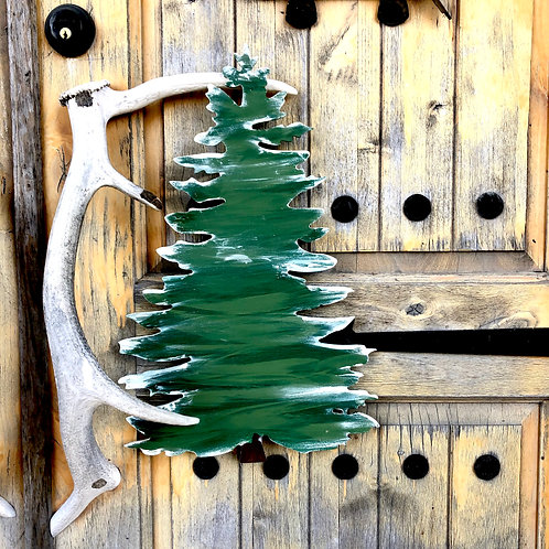 Farmhouse Christmas Tree Blank - Unfinished DIY