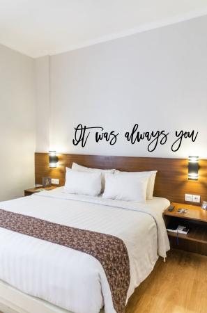 It was always you | Backdrop | wedding | Craft | DIY | Custom | Party | Decor |