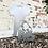 Thumbnail: Metal Dog Yard Stake