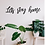 Thumbnail: Let's stay home | Cut out | Sign | Wall hanging | Gallery wall | Farmhouse Decor