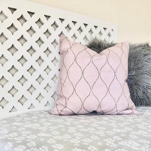 Moroccan Style Headboard   Geometric Wall Hanging   Trendy   Home Decor   Twin B