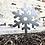 Thumbnail: Metal Snowflake Yard Stake