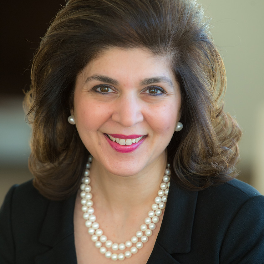 Farah Pandith at Worcester World Affairs Council