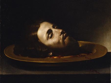 Passion of St. John the Baptist