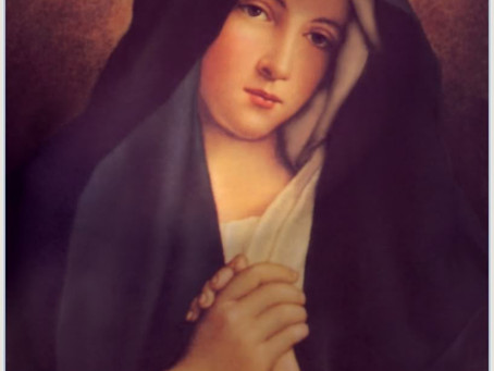 May – the month devoted to the Mary!