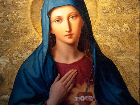 Join us for Triumph of the Immaculate Heart of Mary!