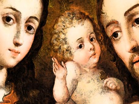 Holy Family of Jesus, Mary and Joseph