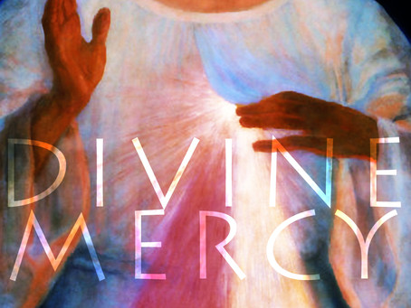Ask our good Lord to share His Divine Mercy
