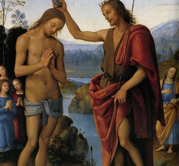 Feast of the Baptism of our Lord Jesus