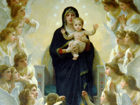 Mary, Our Lady of the Angels Portiuncula Indulgence