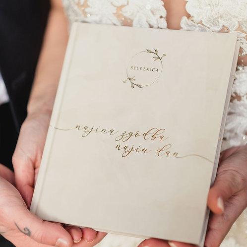 Poročna beležnica