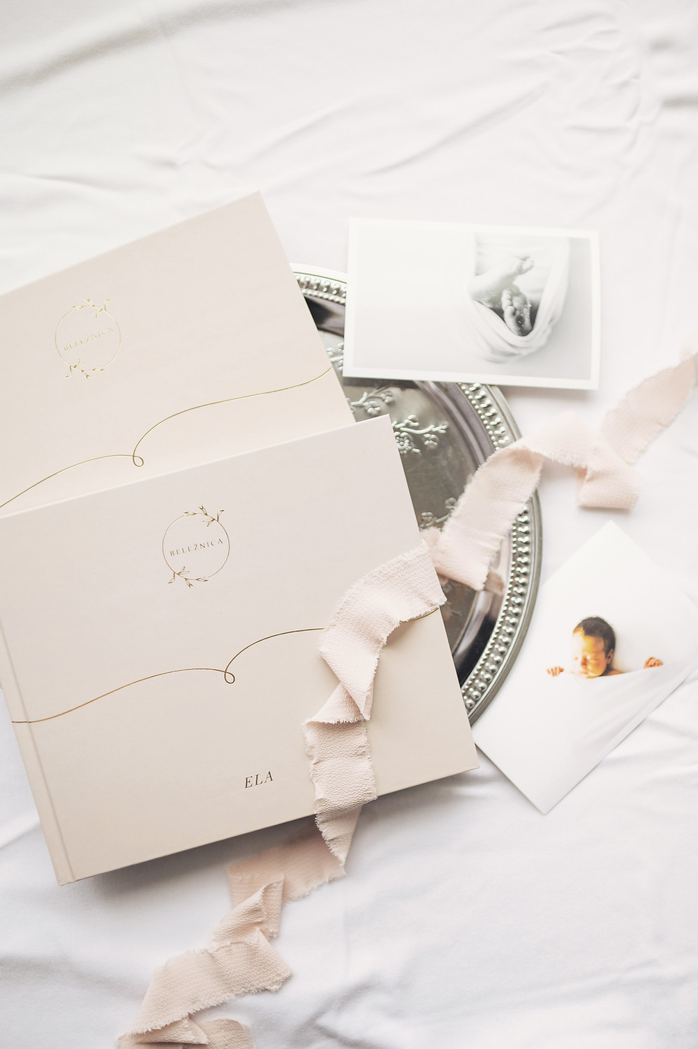 Dojenčkov album - Baby beležnica
