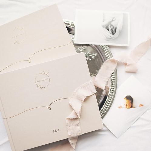 Personalizirana Baby beležnica