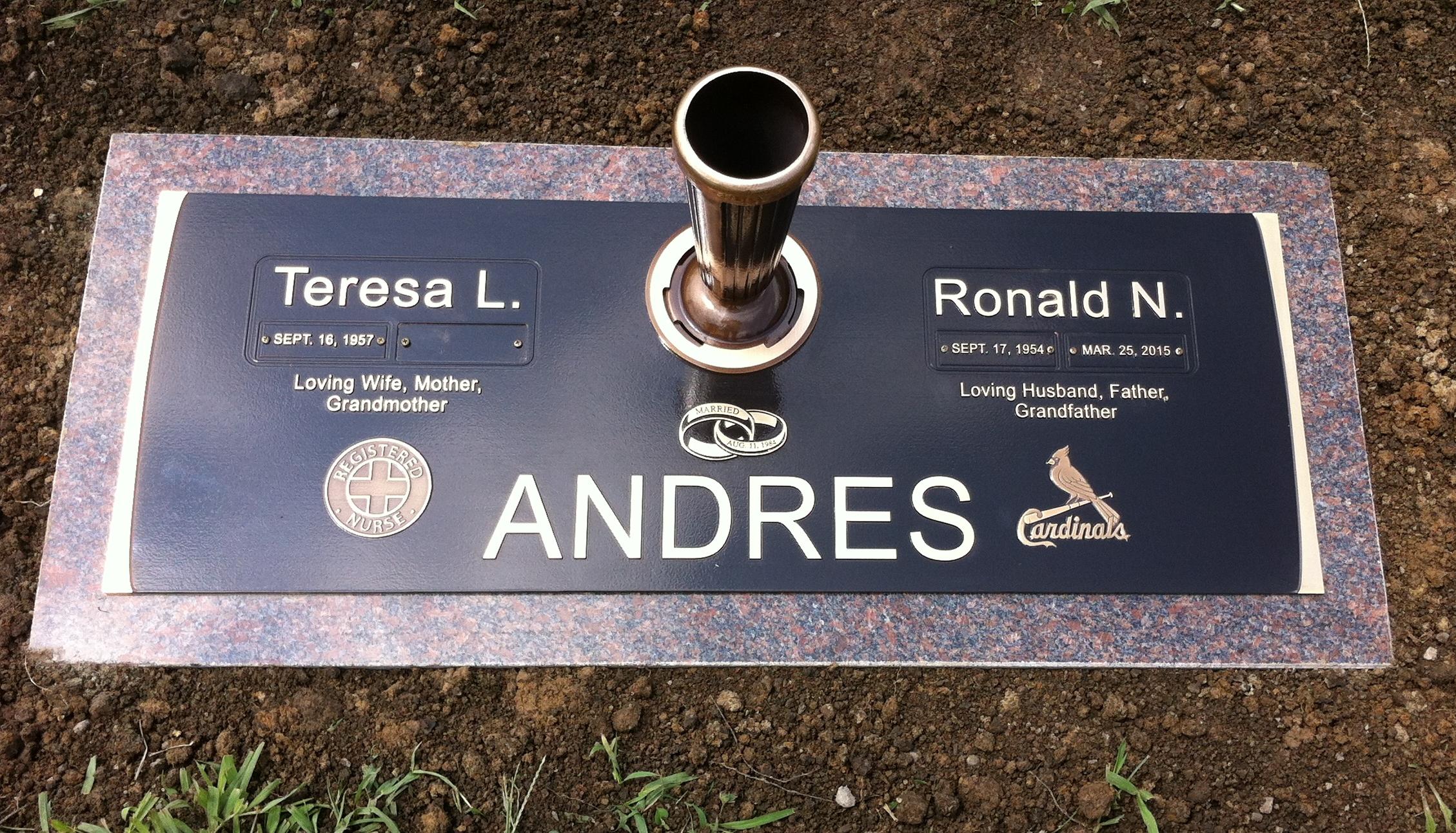 Andres Bronze