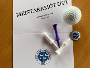 Meistaramót - Dagur 1
