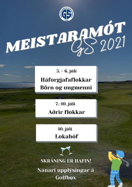 Meistaramót 2021